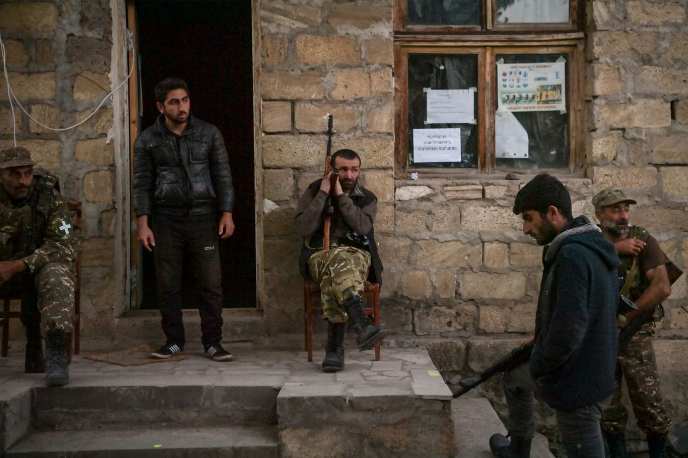 U.S.-brokered ceasefire collapses in Nagorno-Karabakh