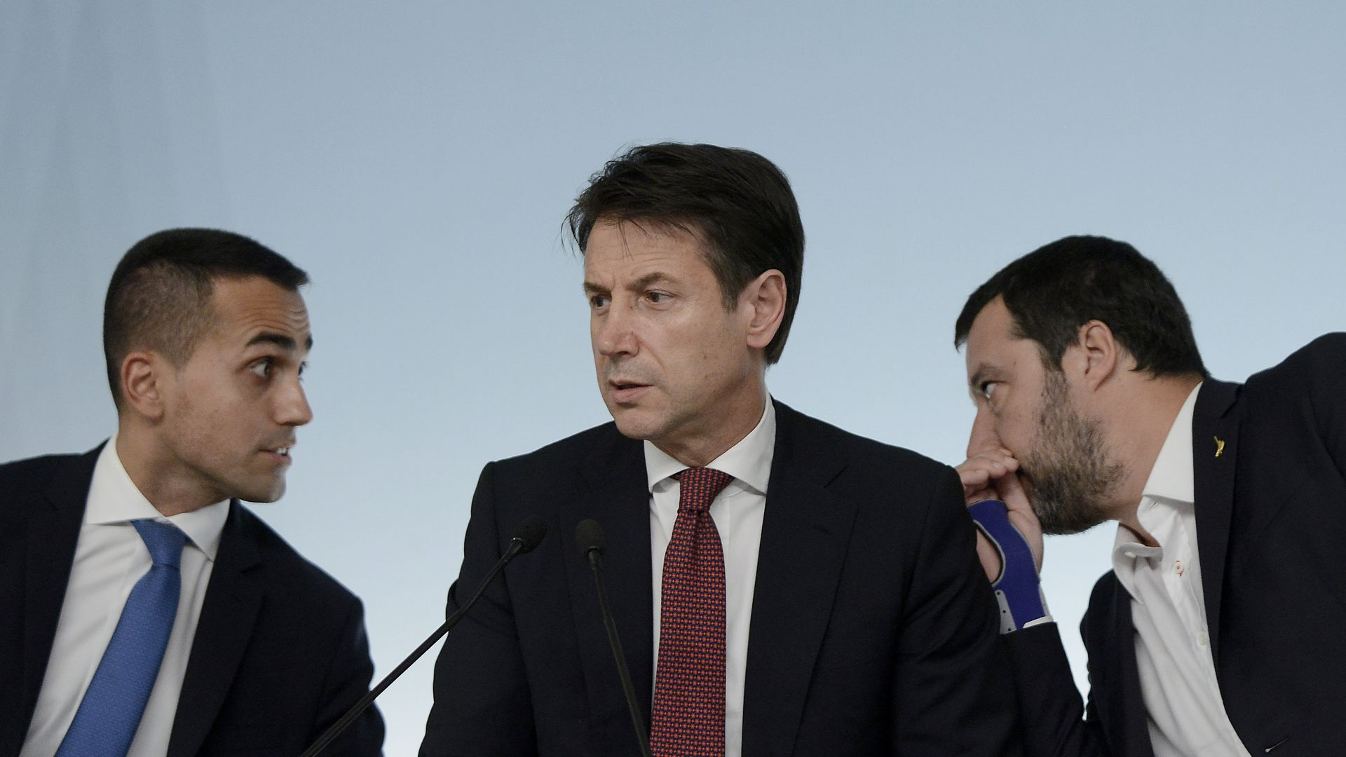 Italian deputy prime ministers and prime minister