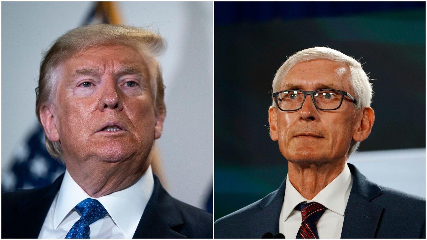 Trump to visit Kenosha despite Wisconsin governor asking him not to