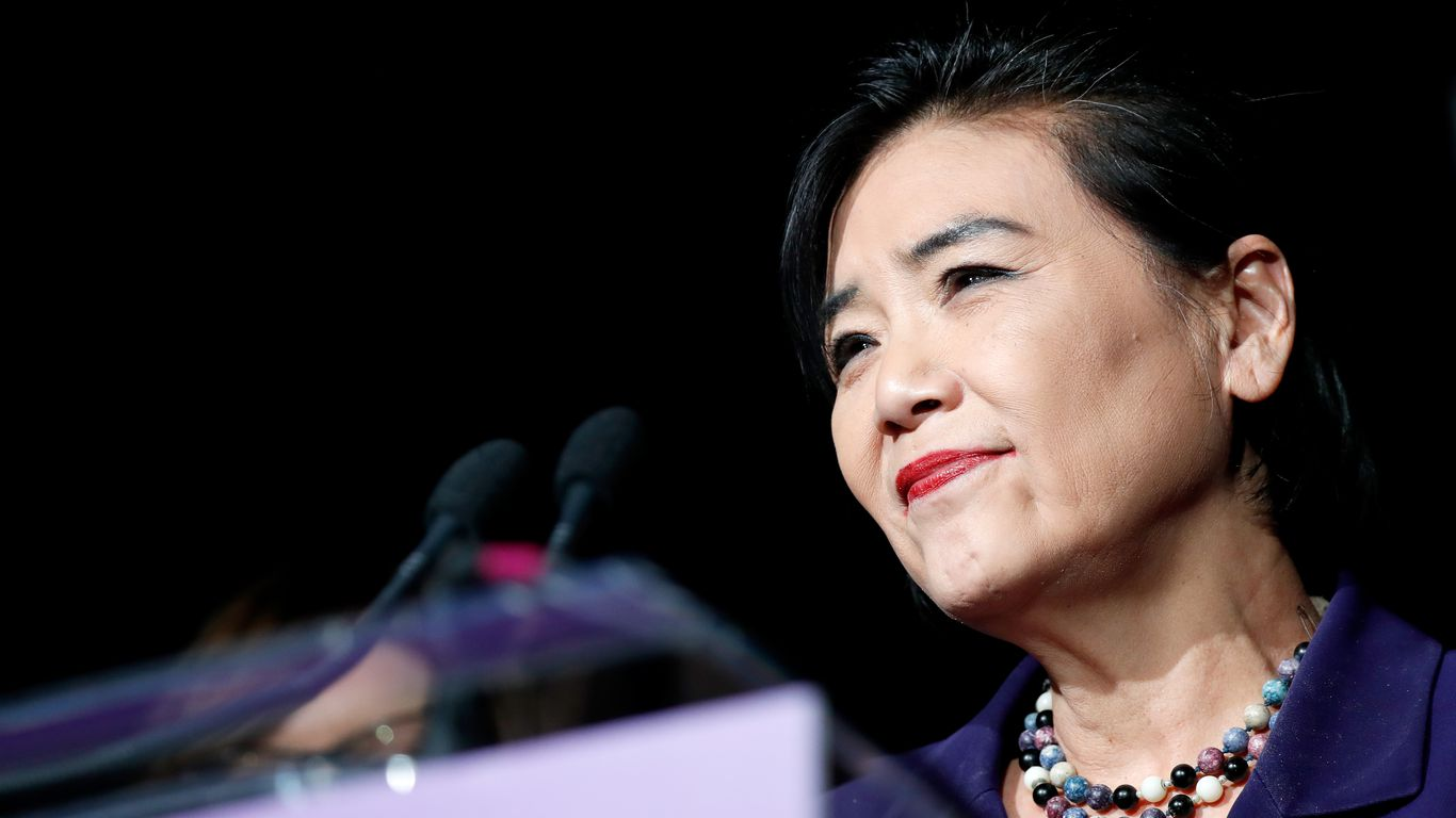 www.axios.com: AAPI leaders praise Biden order addressing anti-Asian racism