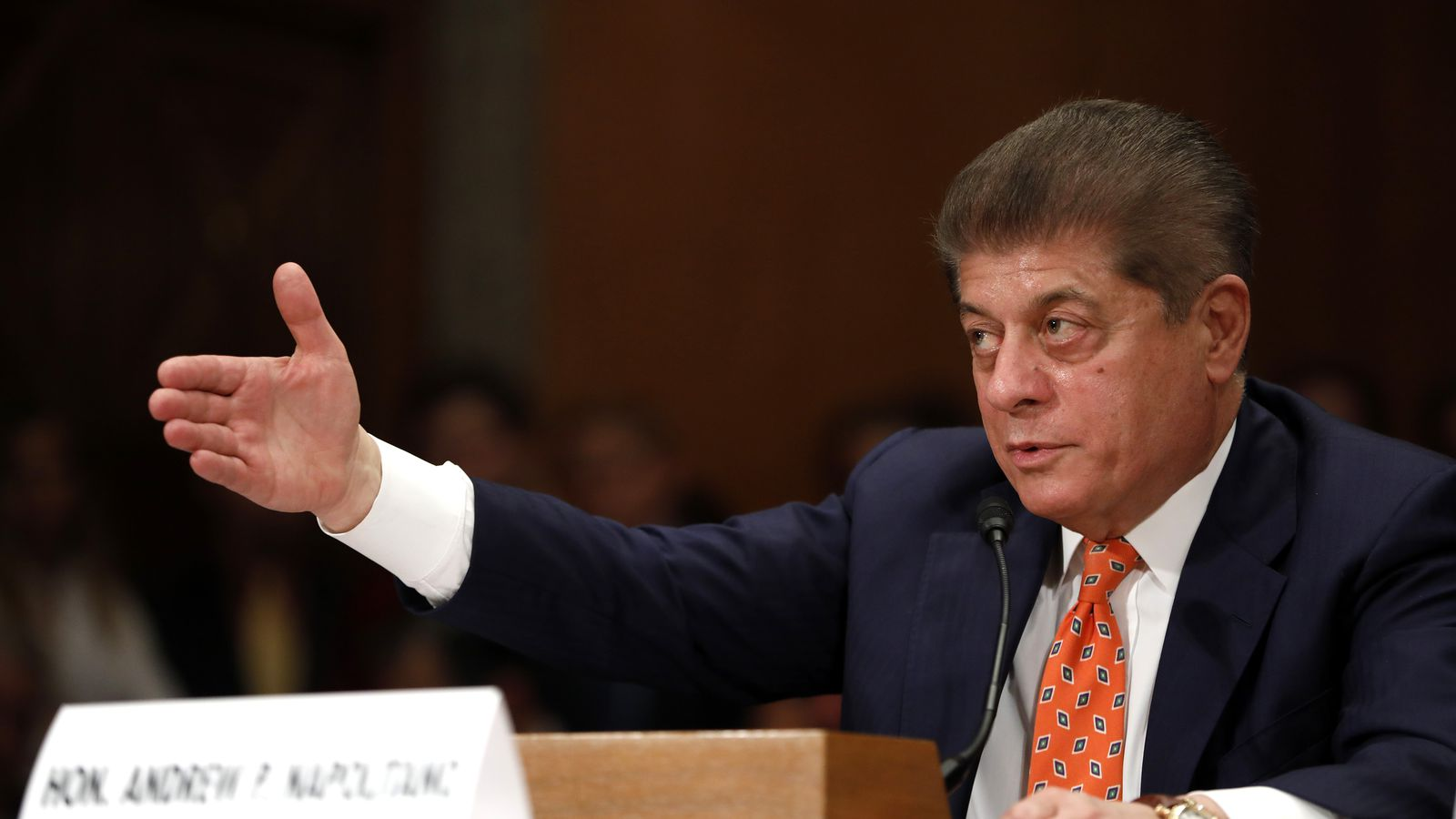 Fox News Judge Napolitano outlines likely articles of
