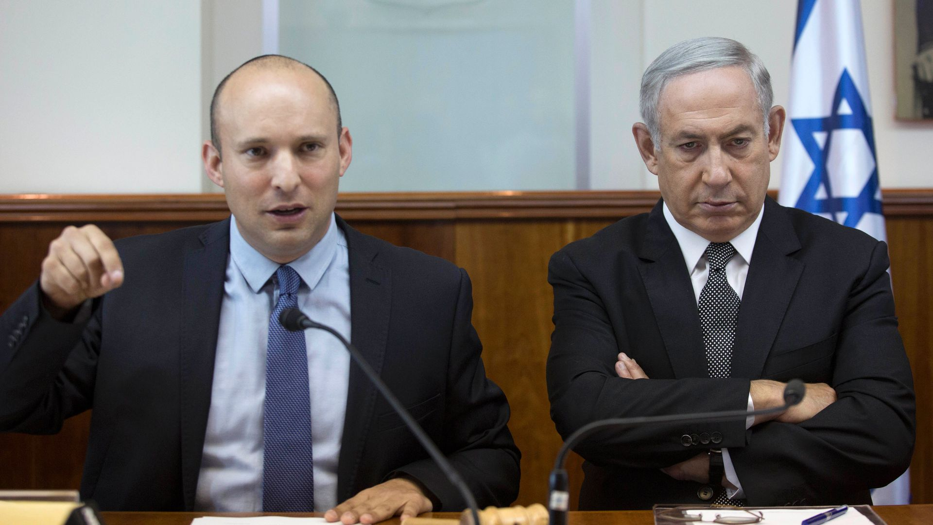 Netanyahu brings political rival into Cabinet to thwart Gantz