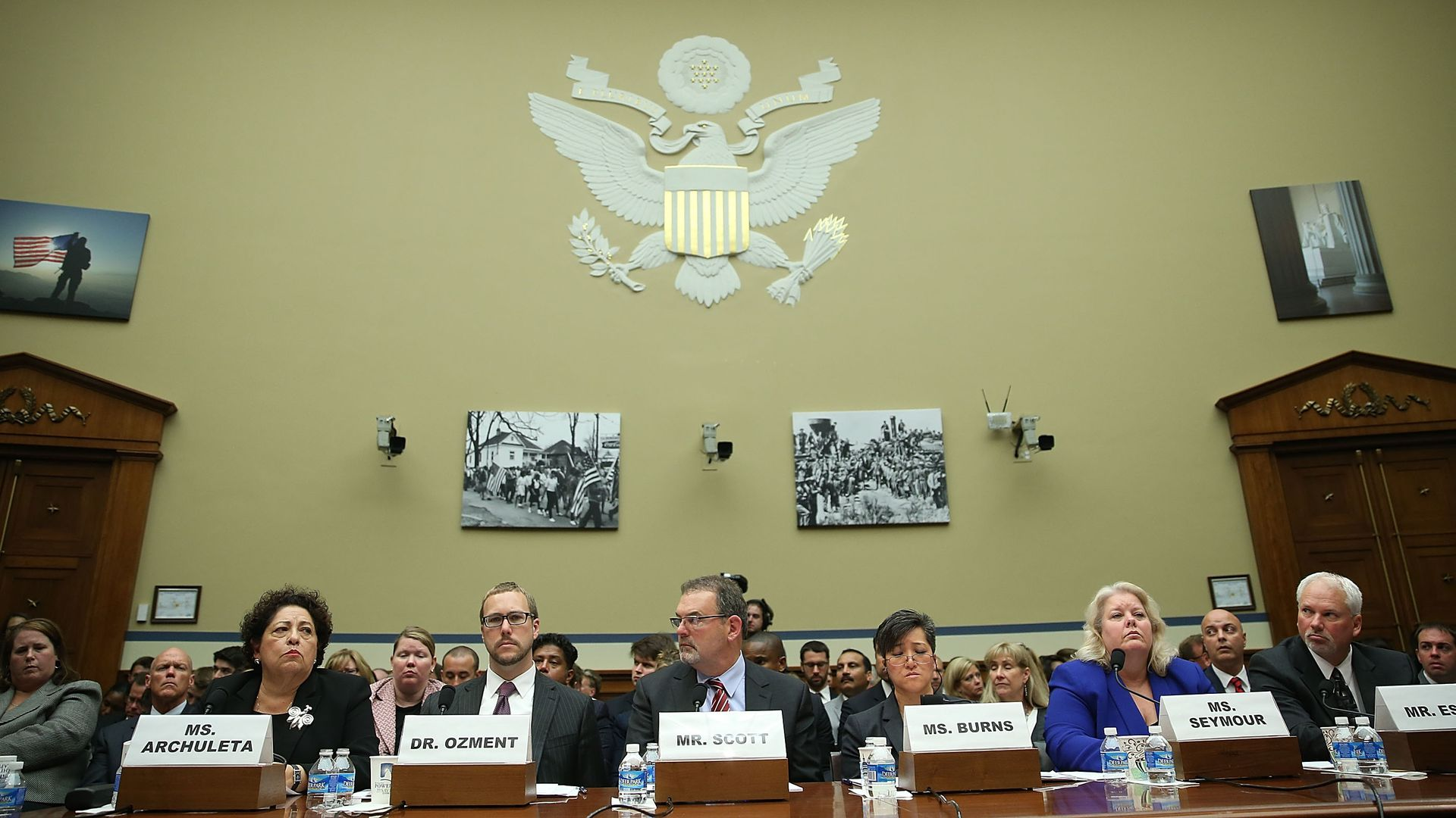 The OPM breach hearings in 2015