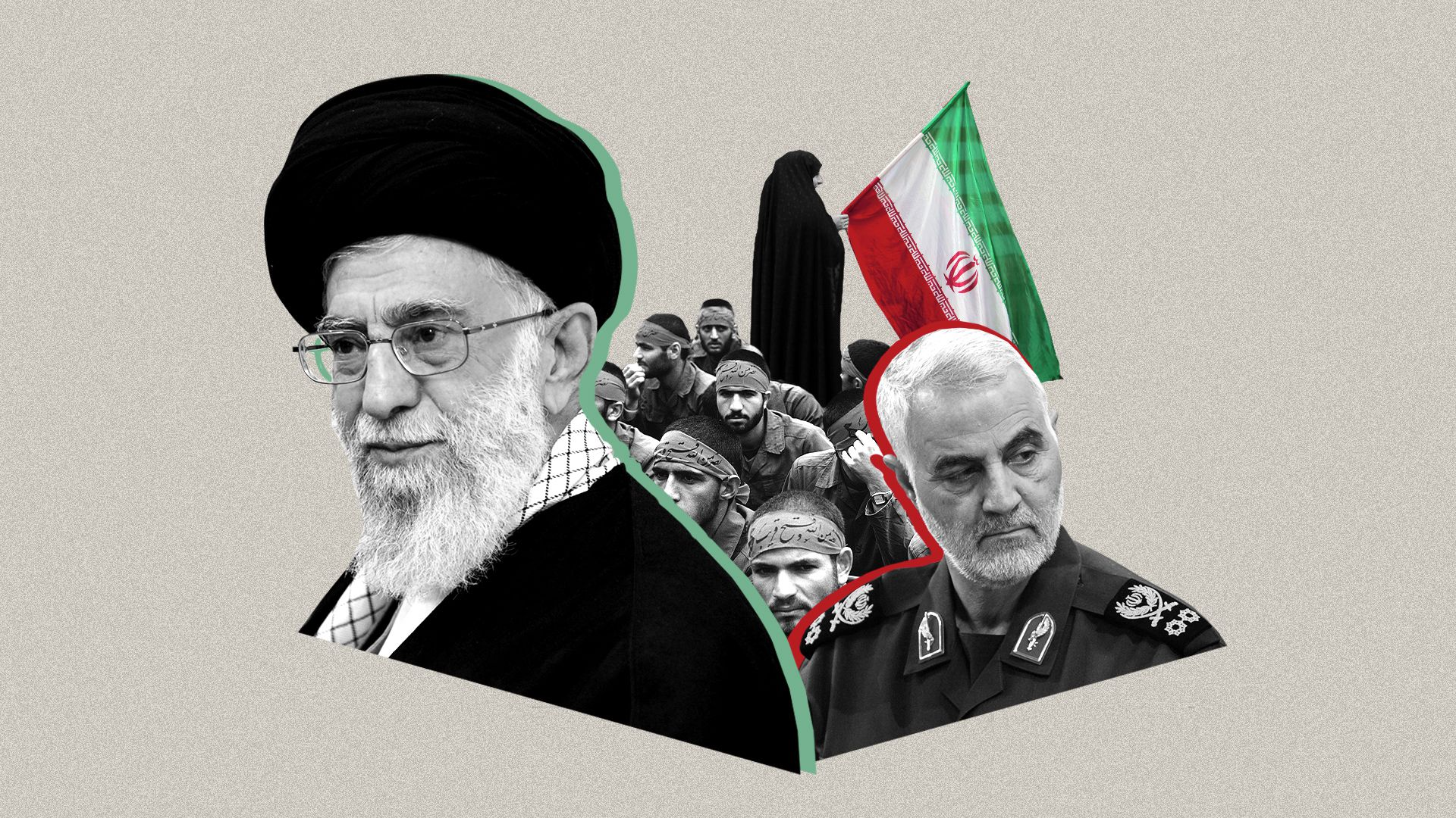Iran's proxies in the Middle East - Axios