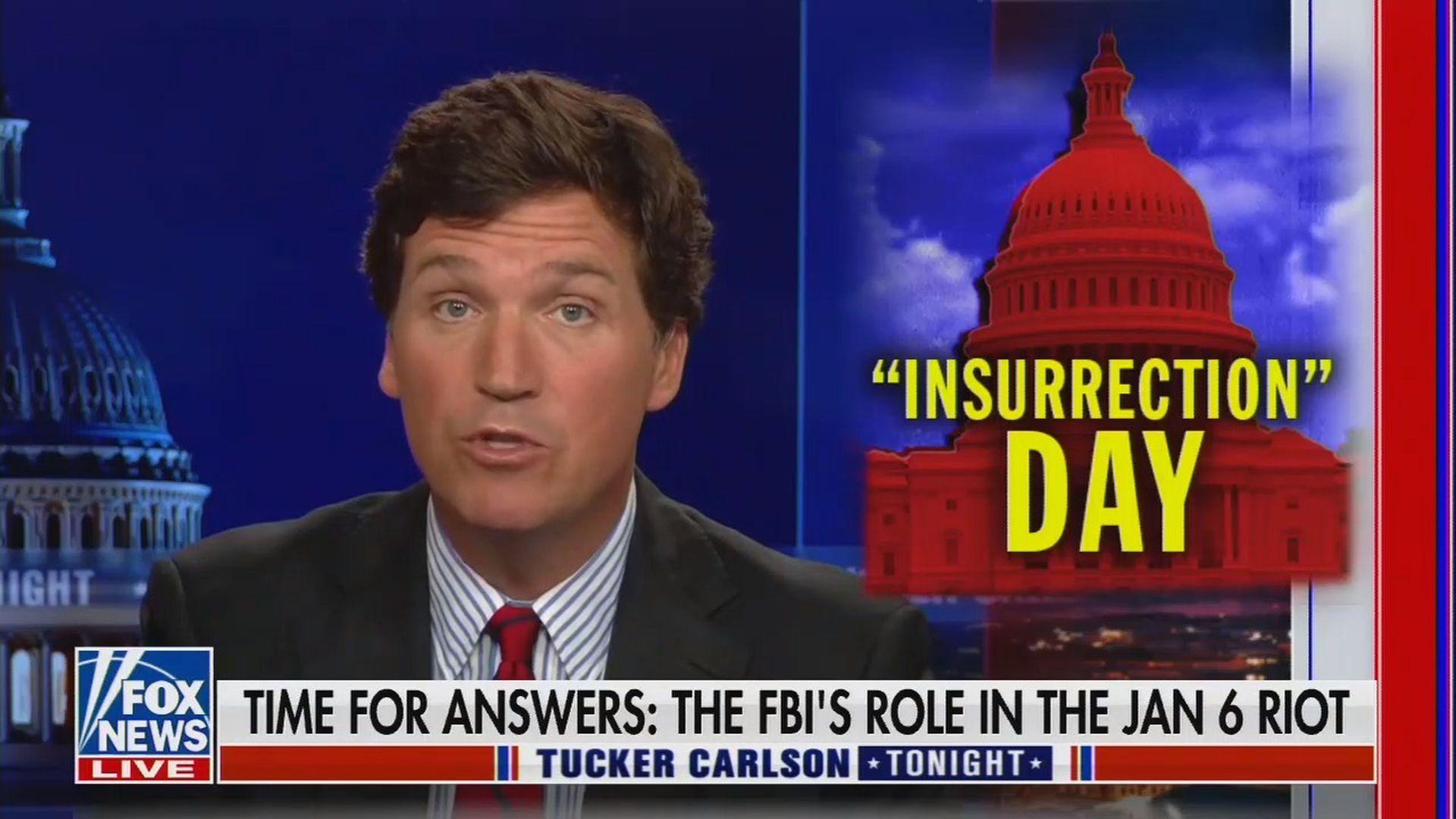 Tucker Carlson Says He Won't Run for President in 2024