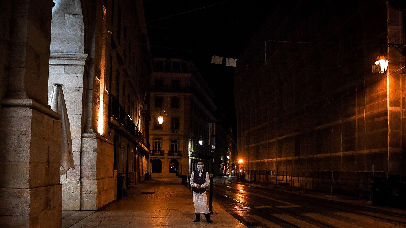 In photos: Coronavirus restrictions grow across Europe