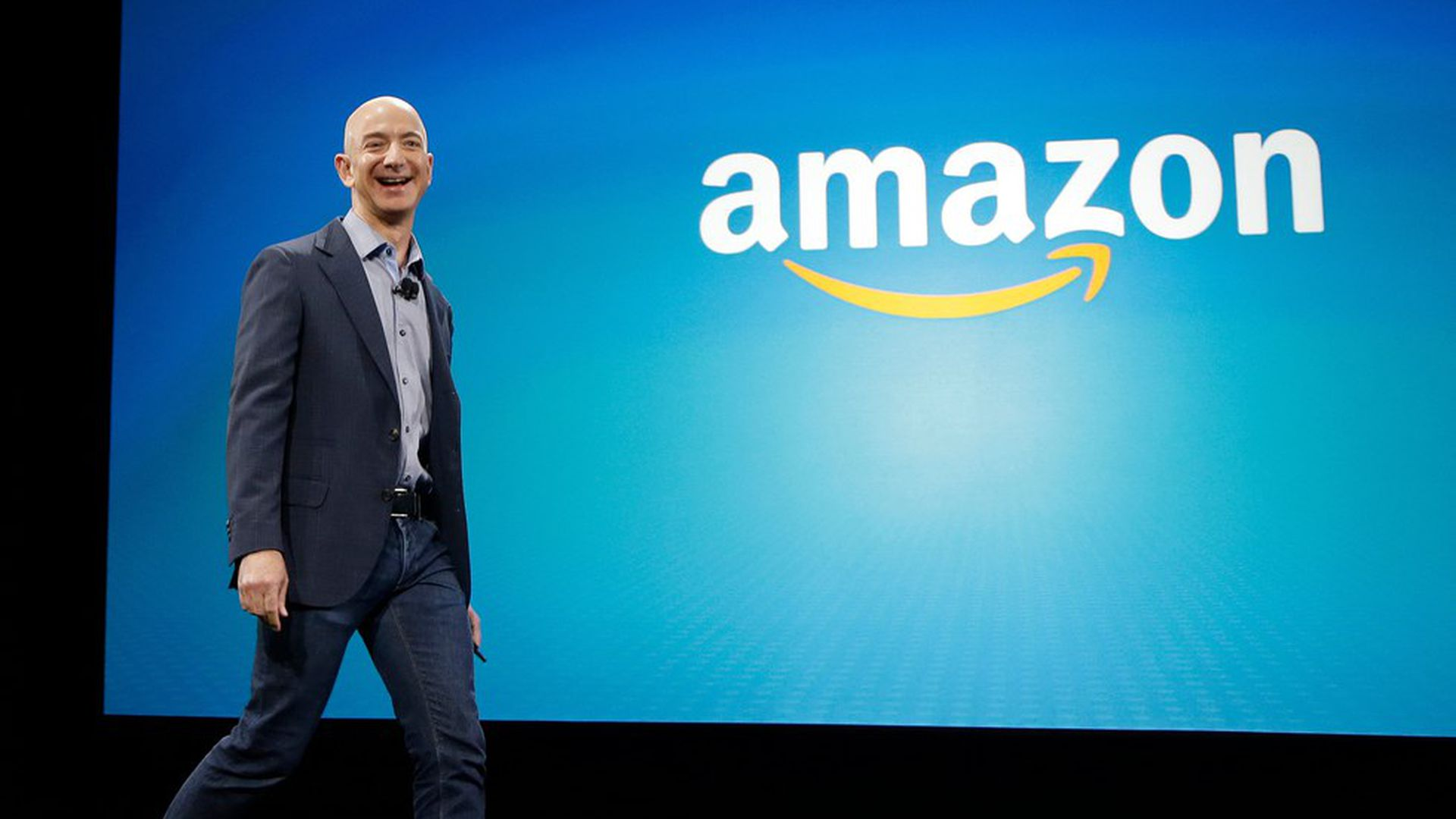 Amazon to partner with Cerner on health care data - Axios