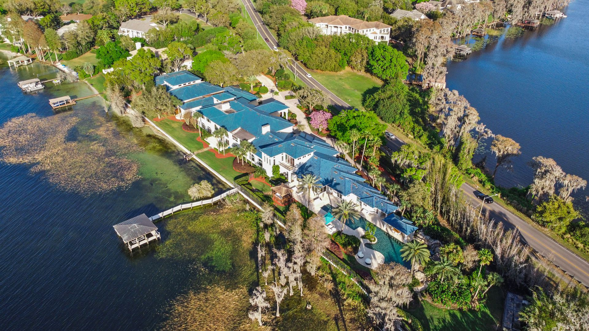 Shaq's Orlando Estate is Back and with Upgrades