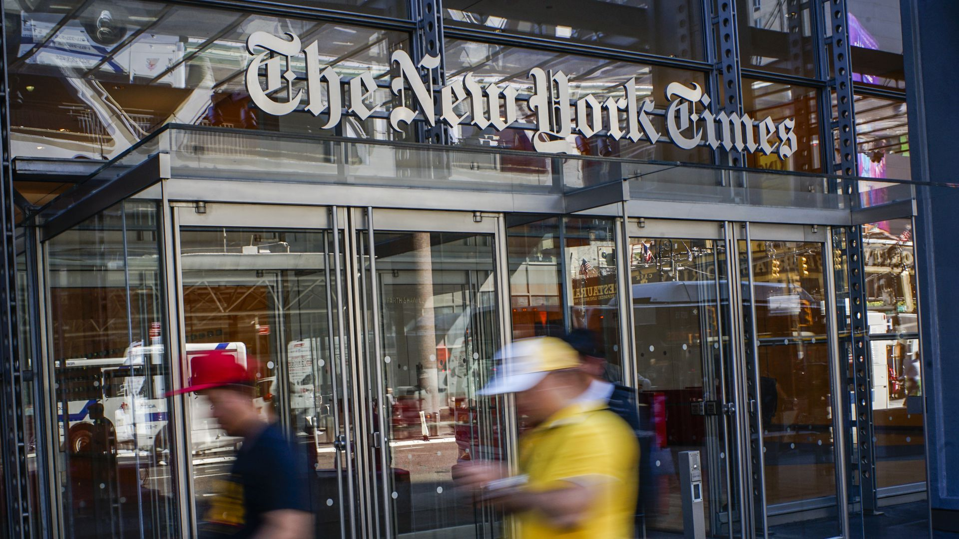 Exclusive: New York Times phasing out all 3rd-party advertising data
