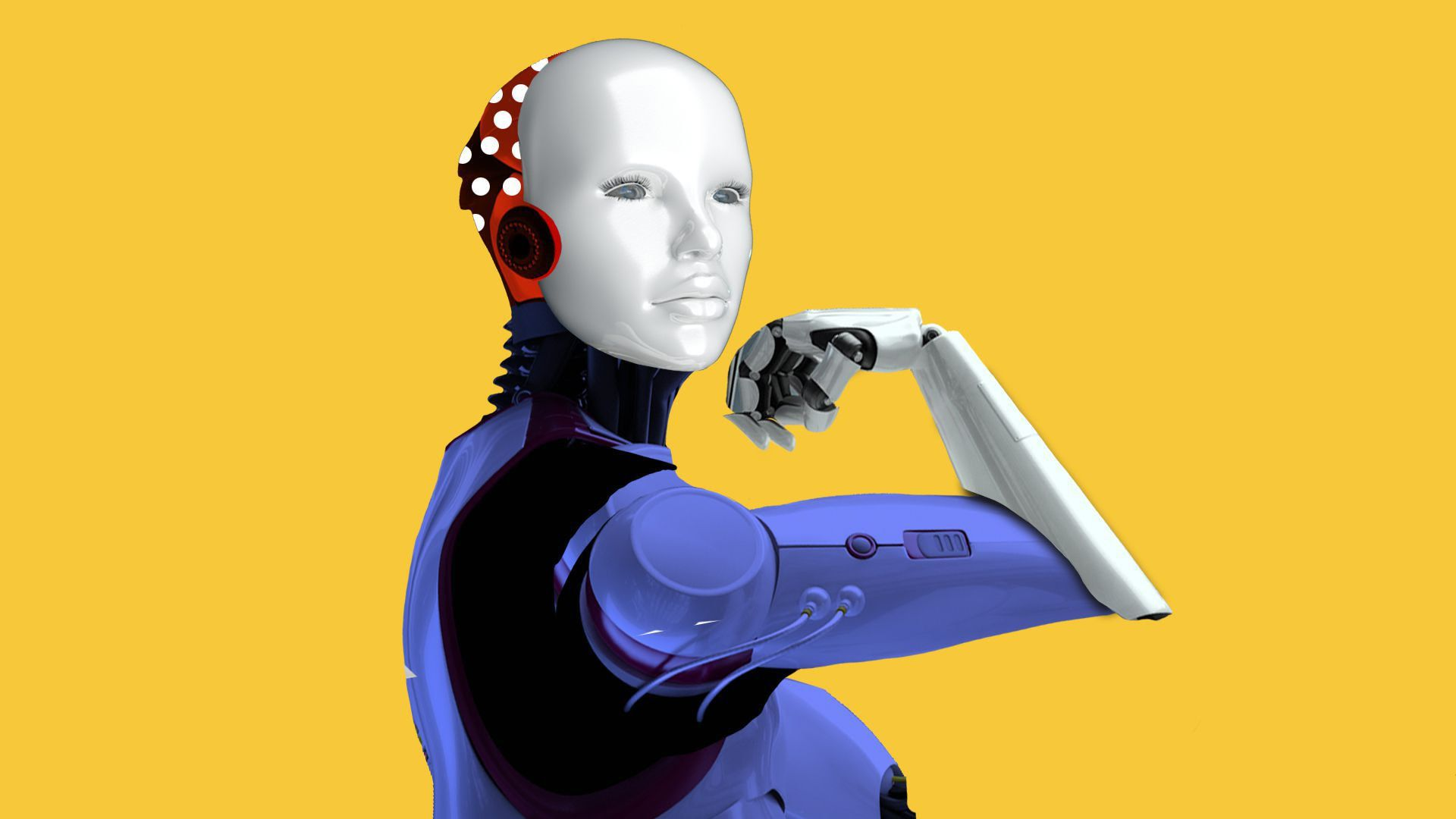 Deep Dive: How the robot revolution is changing our lives - Axios
