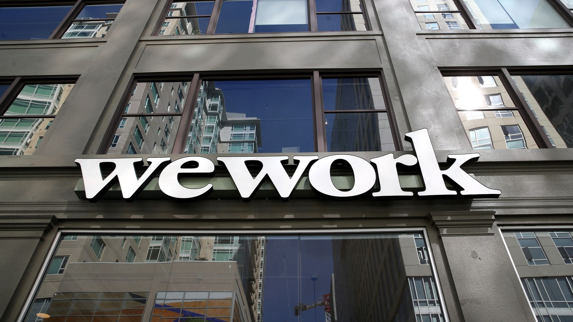 WeWork is running out of money