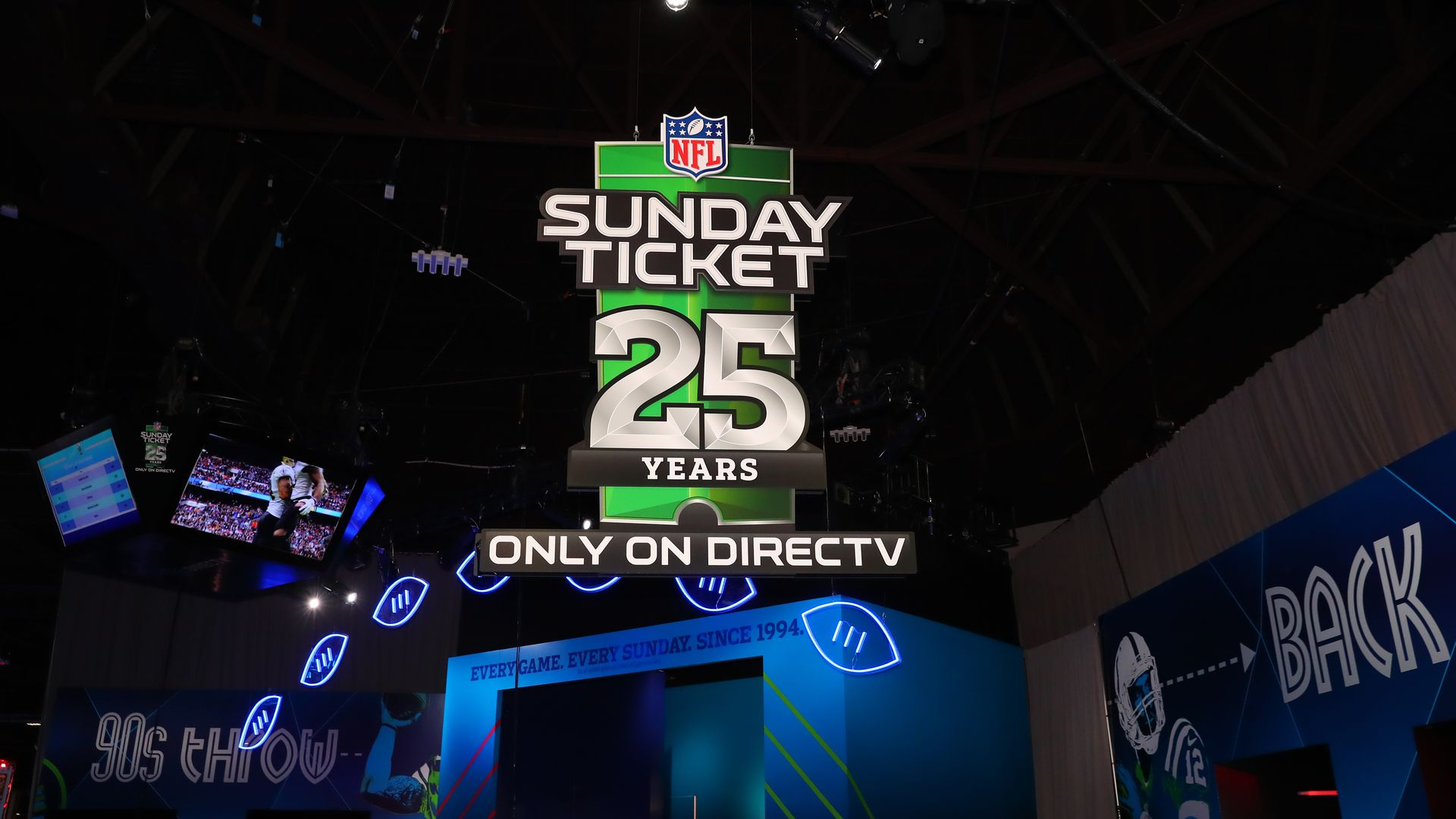 AT&T considers dropping DirecTV's NFL Sunday Ticket deal