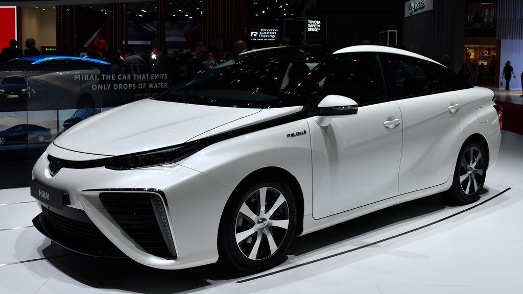 Photo of Toyota Mirai car