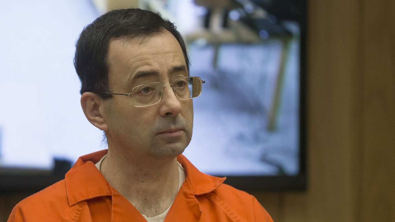 FBI fires agent accused of failing to investigate Nassar allegations - Axios