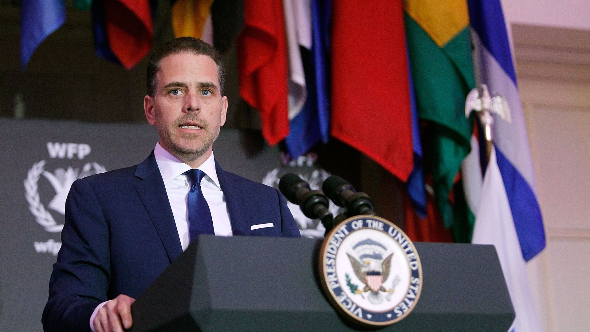 Hunter Biden to step down from board of Chinese firm amid Trump impeachment inquiry
