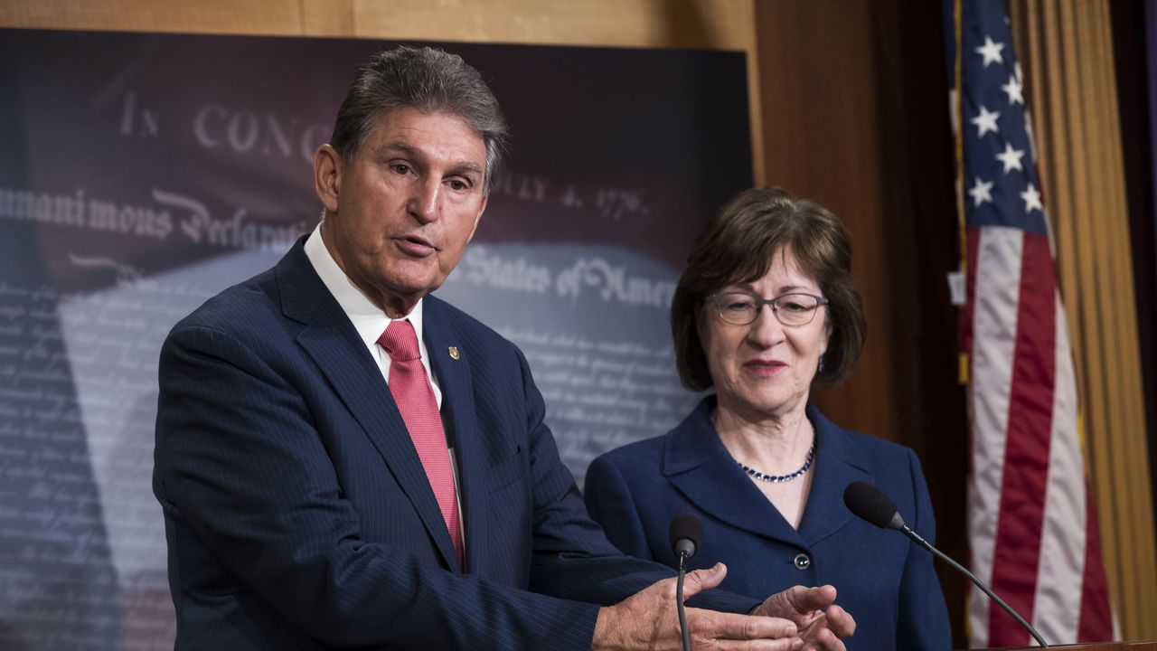 Bipartisan group of senators seeks coronavirus stimulus deal