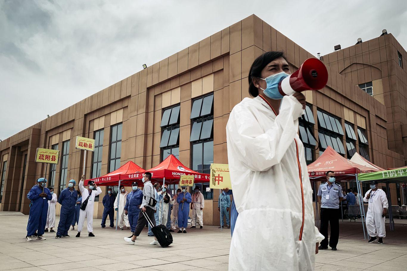 U.S. blacklists Chinese companies tied to Xinjiang gene bank project