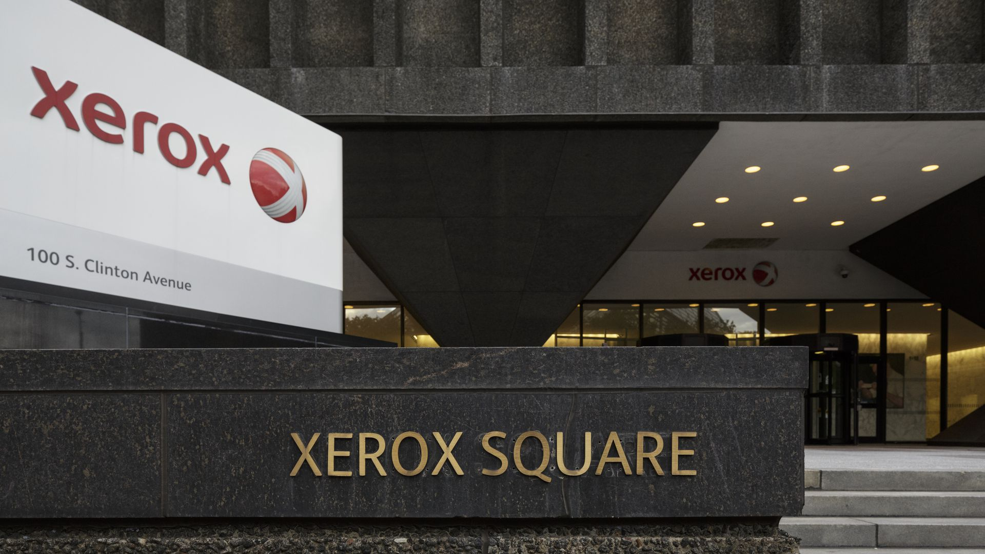Xerox building