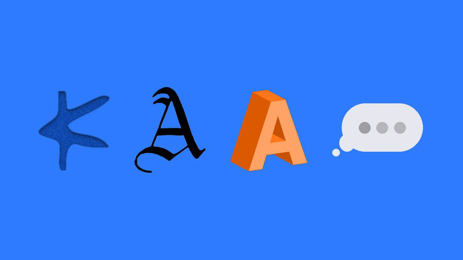 Chance plays a role in how languages change - Axios
