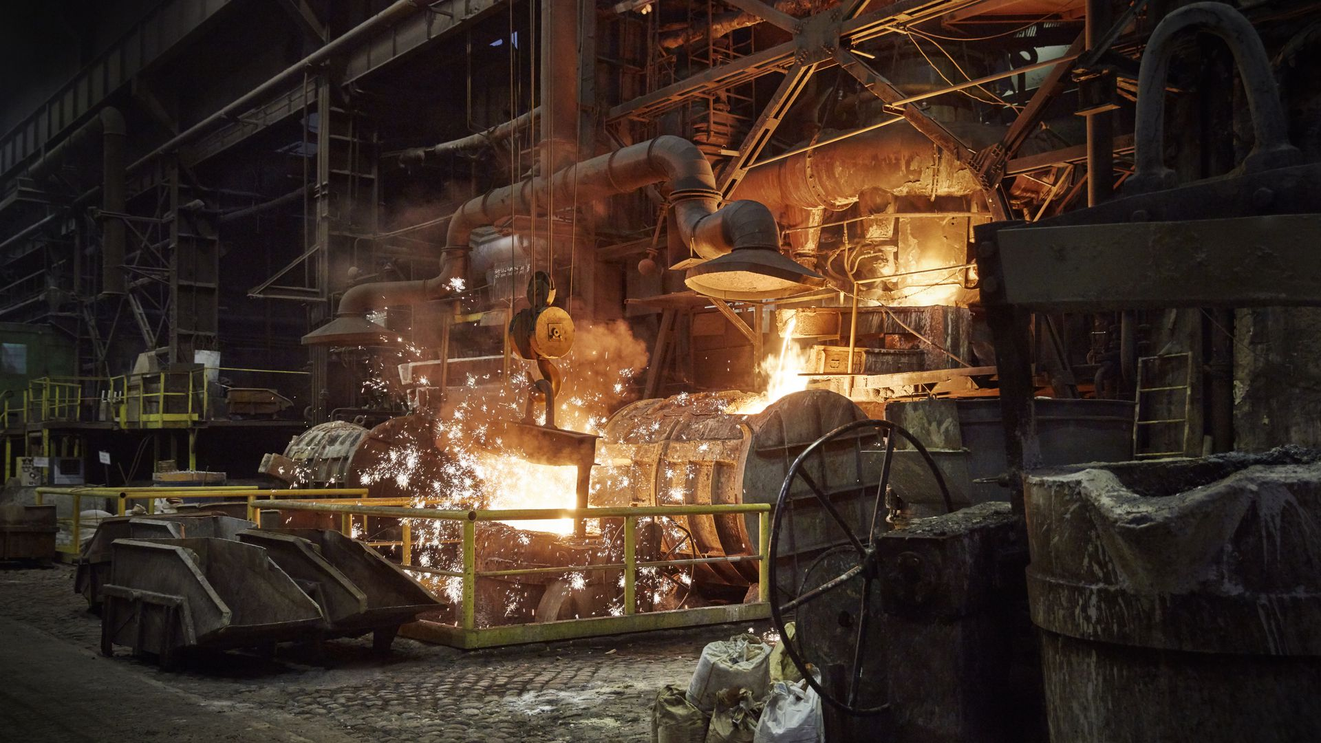 Report: Trump's steel tariffs are costing Americans $900,000 per job created