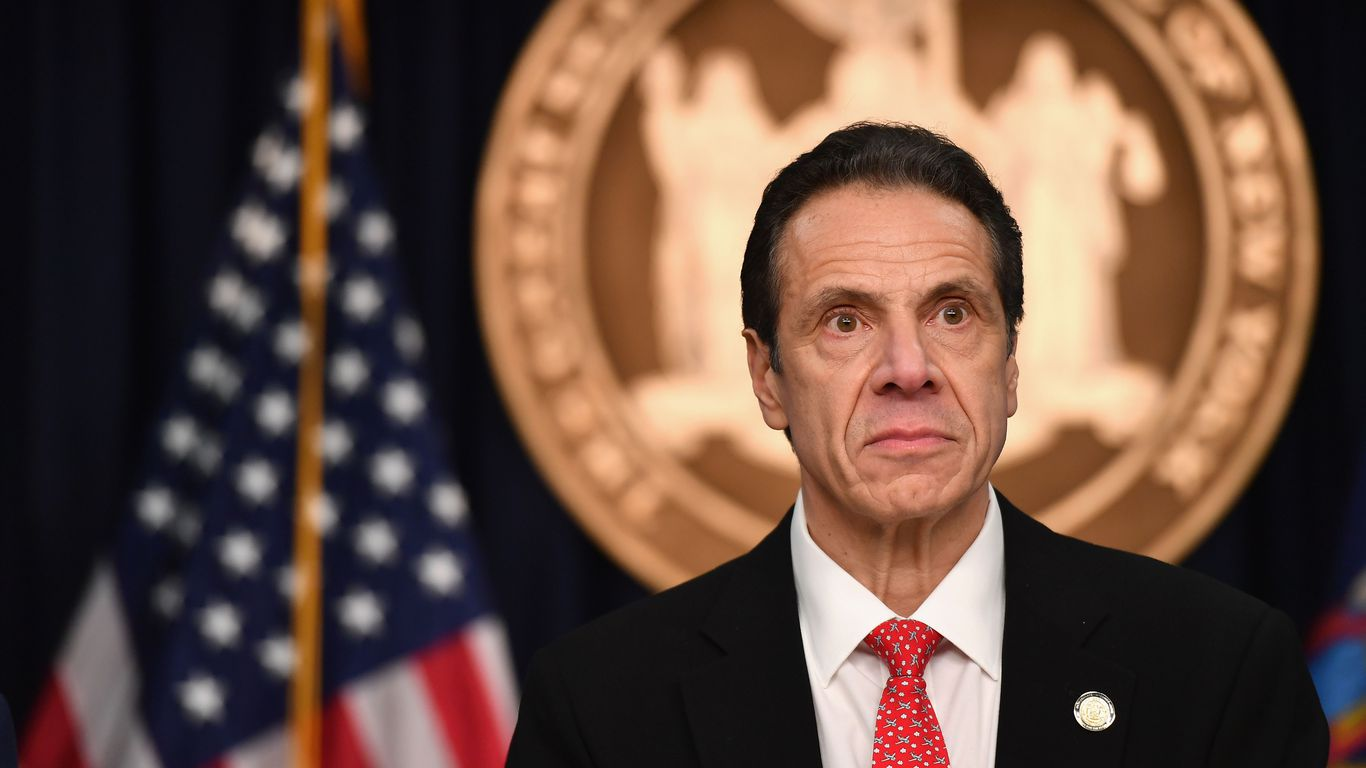 Cuomo barraged by fellow Dems after second harassment accusation thumbnail