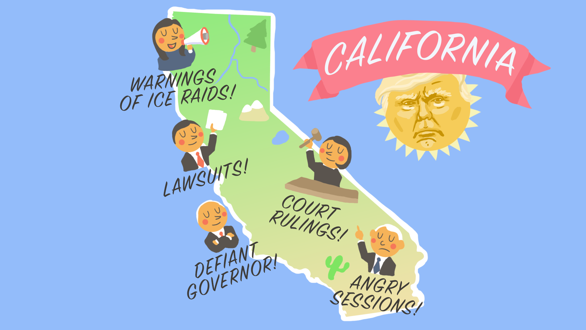 Image result for bad california images