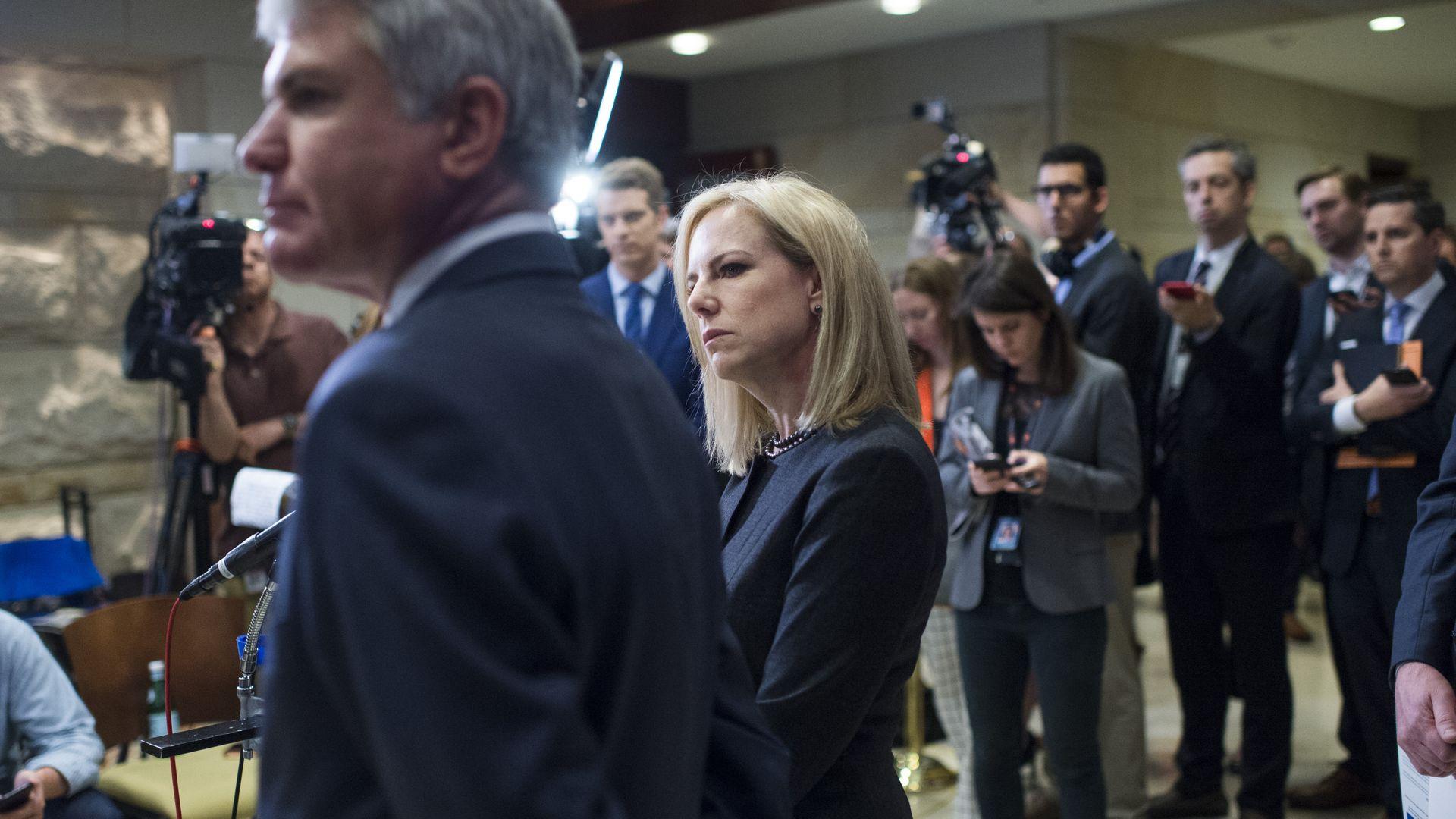 DHS Secretary Nielsen