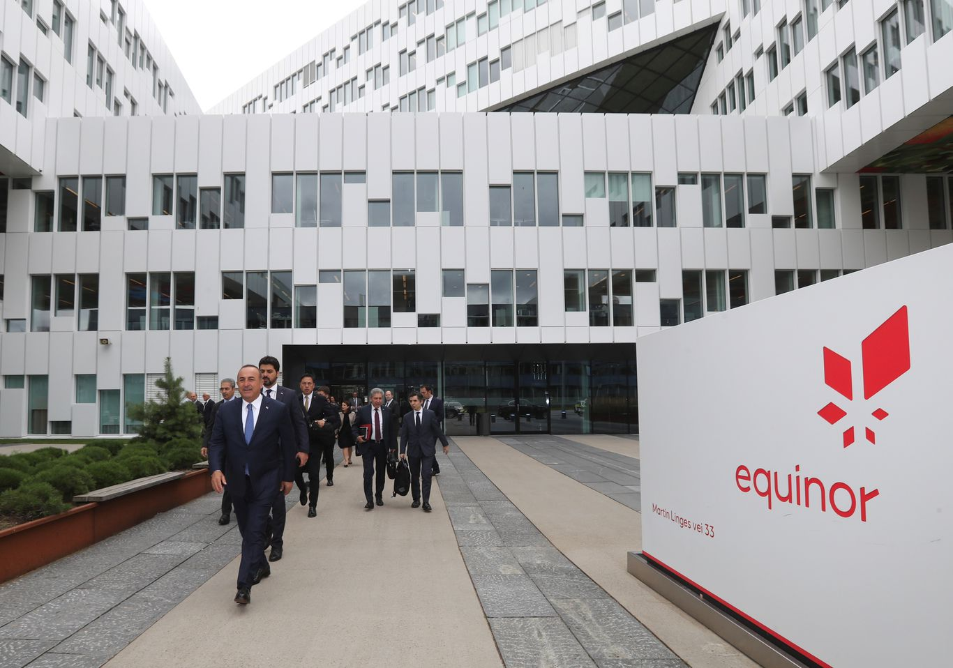 Oil giant Equinor names new CEO as it vows faster green shift