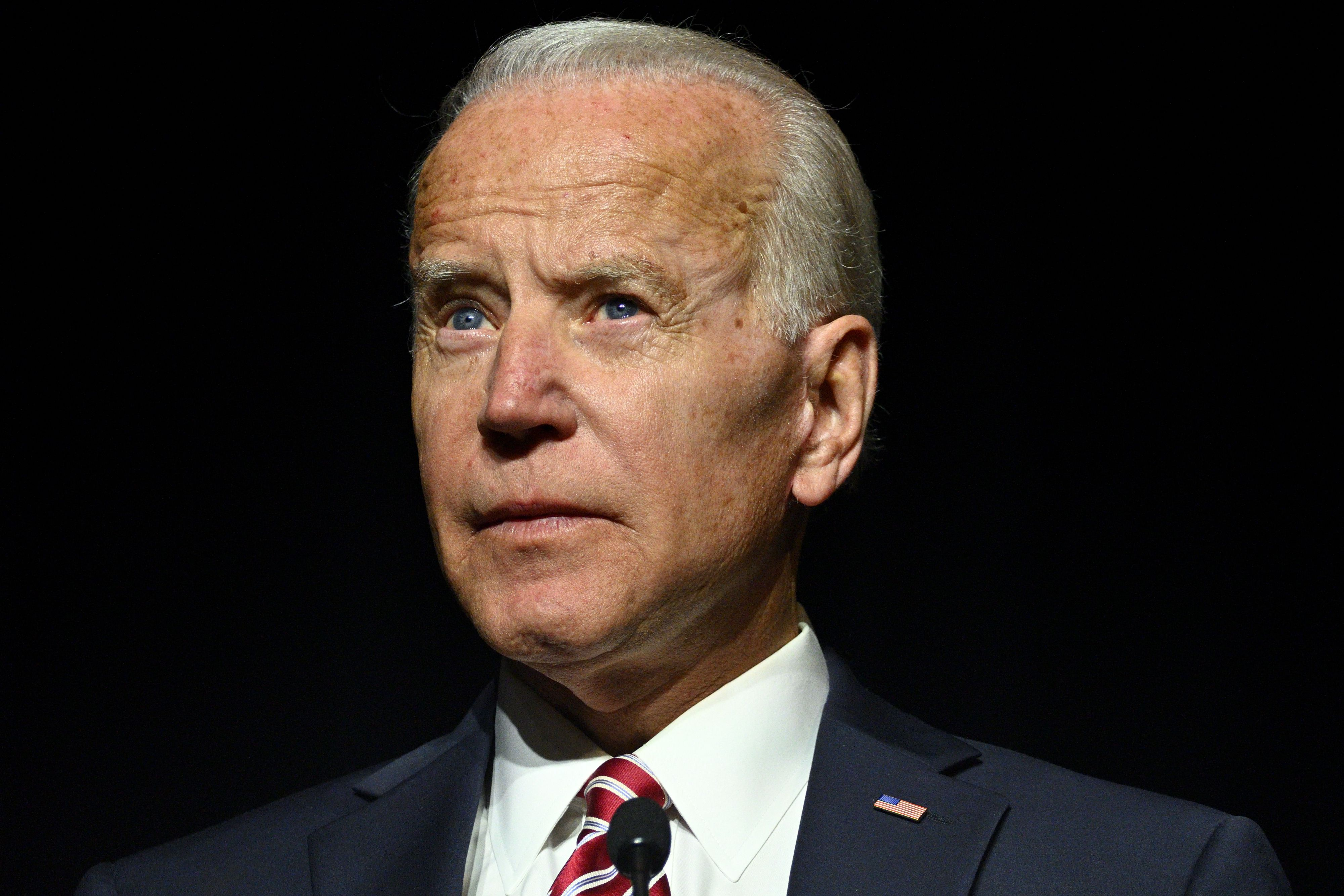 Joe Biden addresses inappropriate touching allegations - Axios