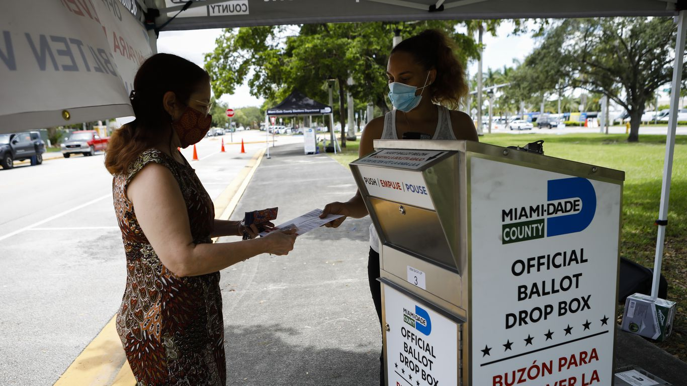 Florida lawmakers pass bill restricting mail voting, drop boxes thumbnail