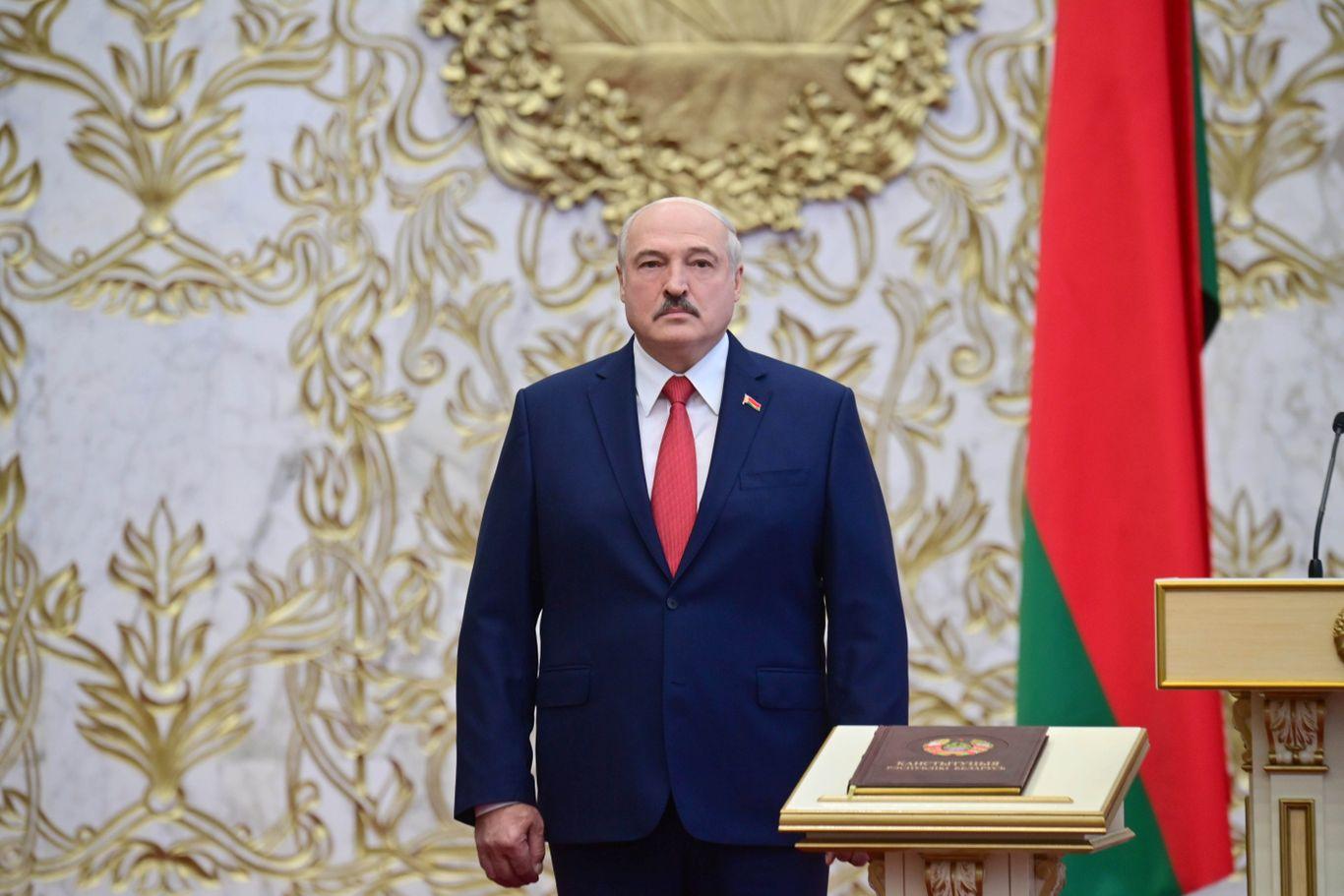 U.S. no longer recognizes Lukashenko as president of Belarus