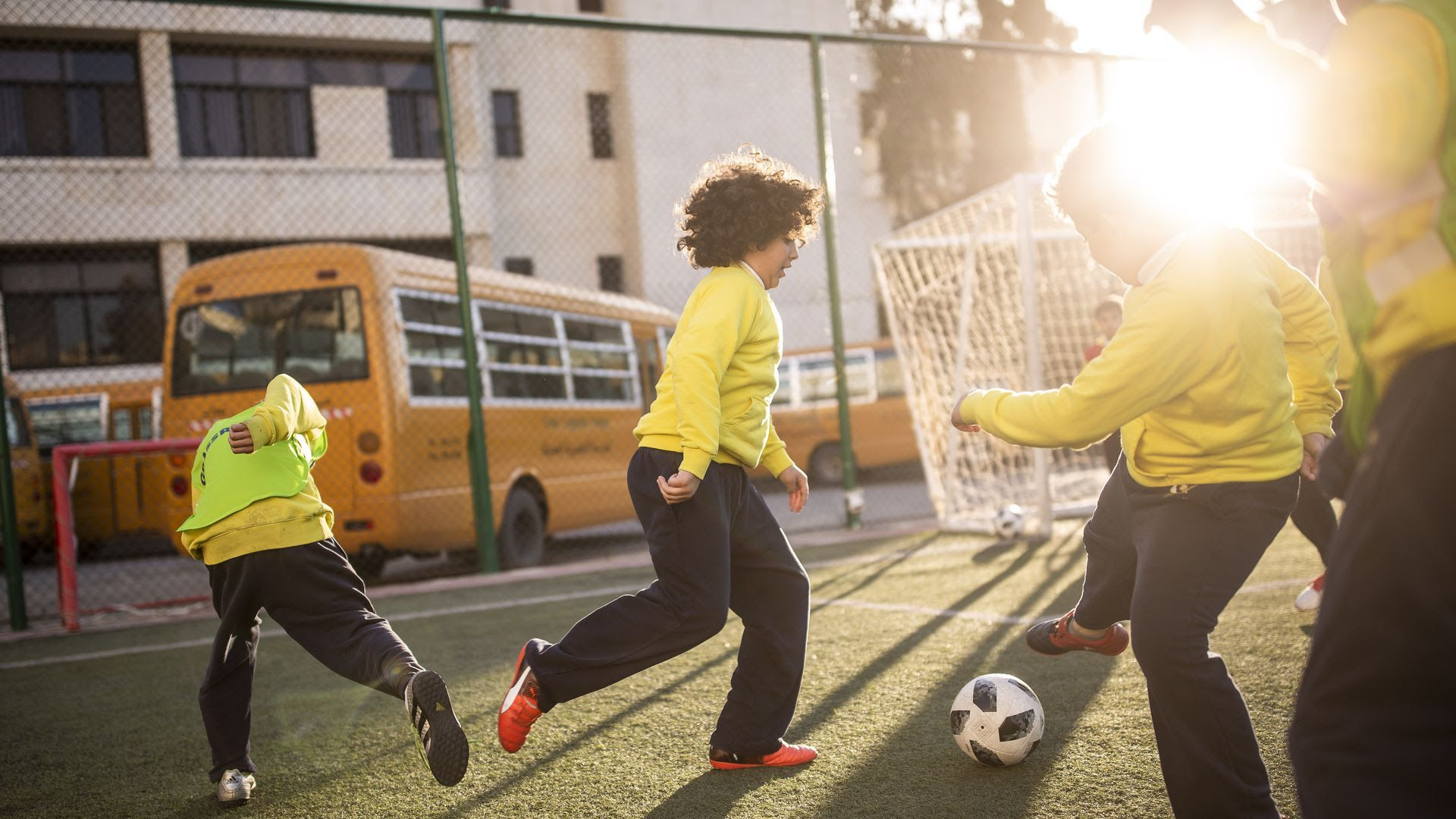 The fight against sports specialization for kids