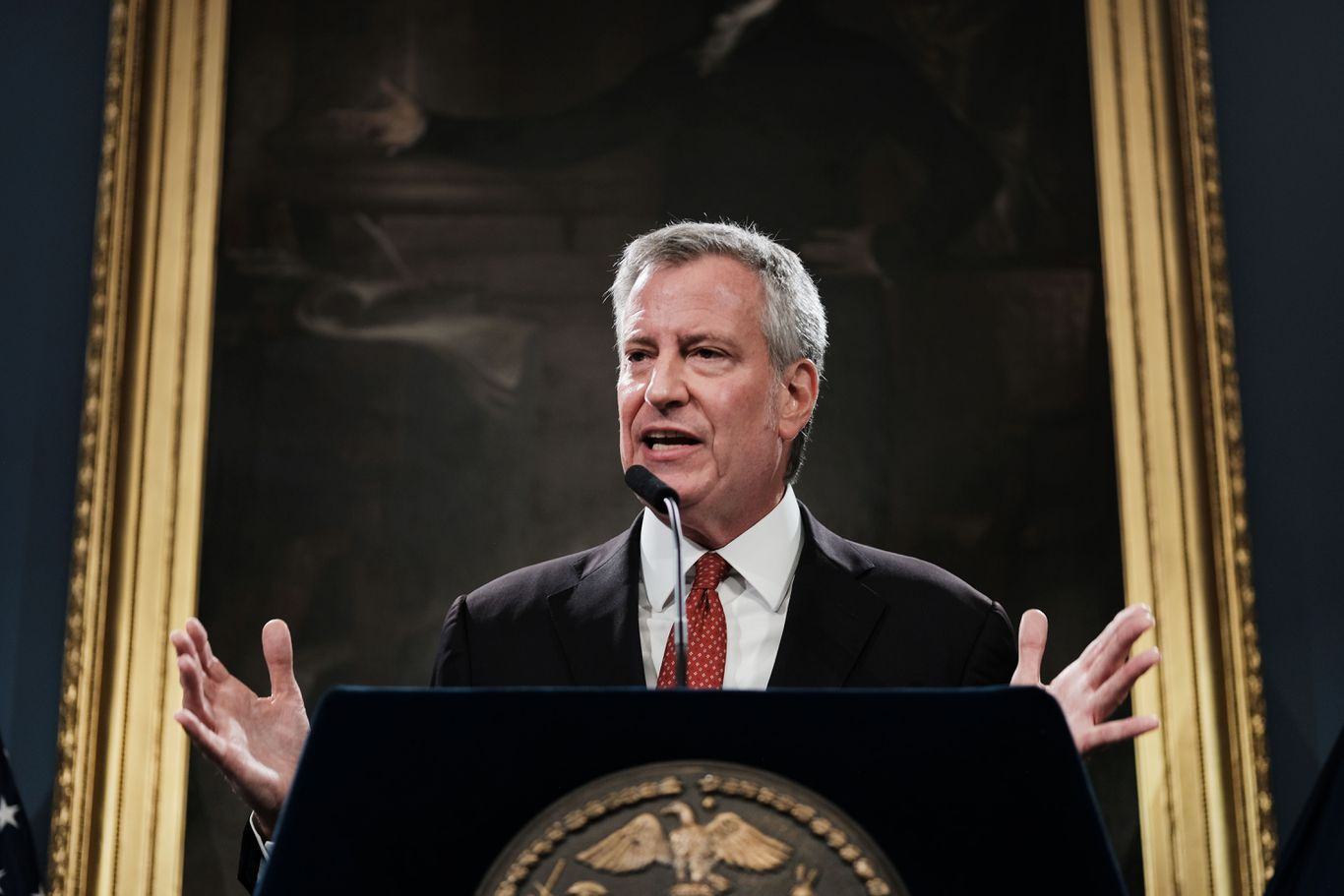 New York City schools will not fully reopen in fall