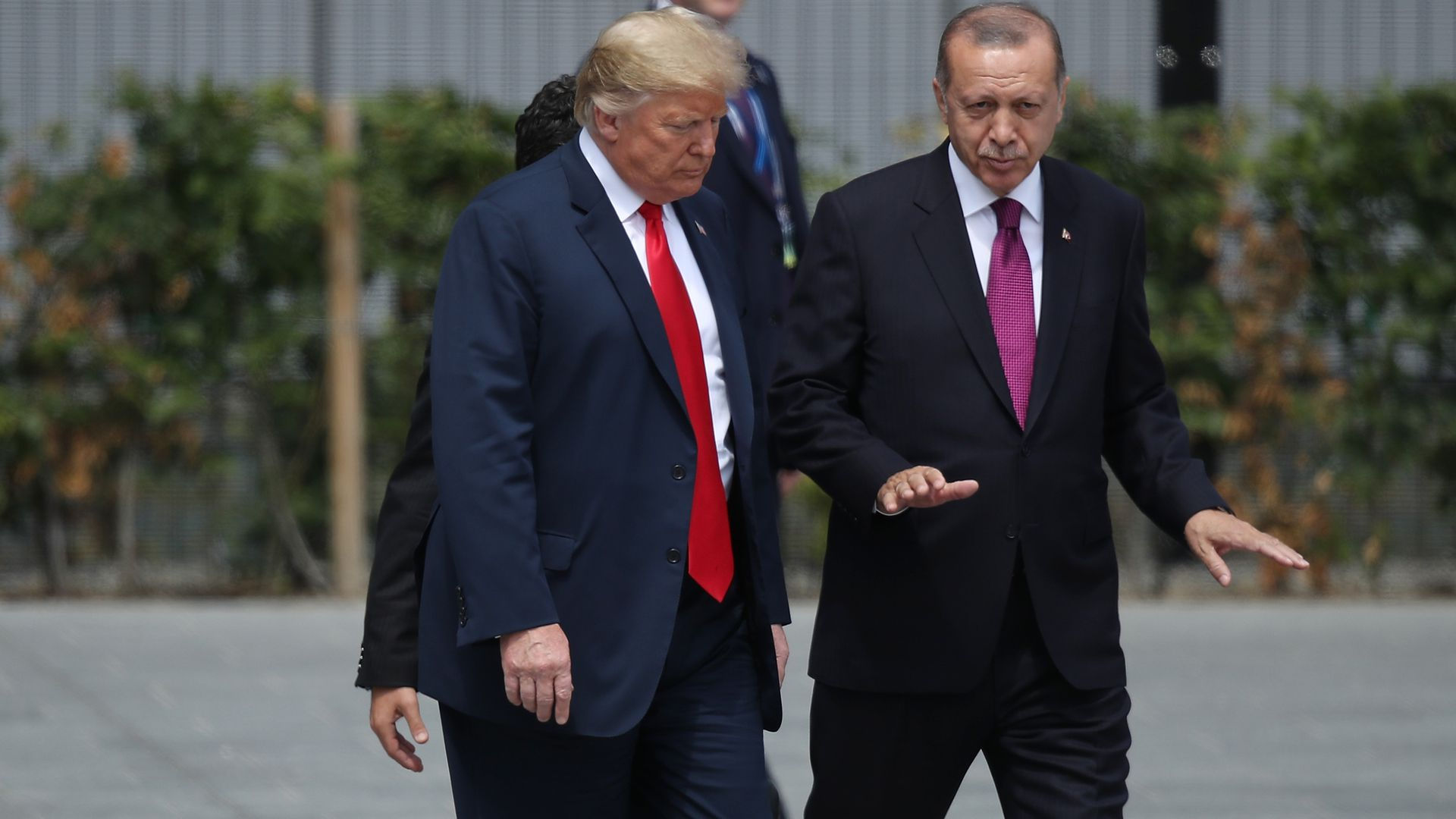 Turkey - Axios