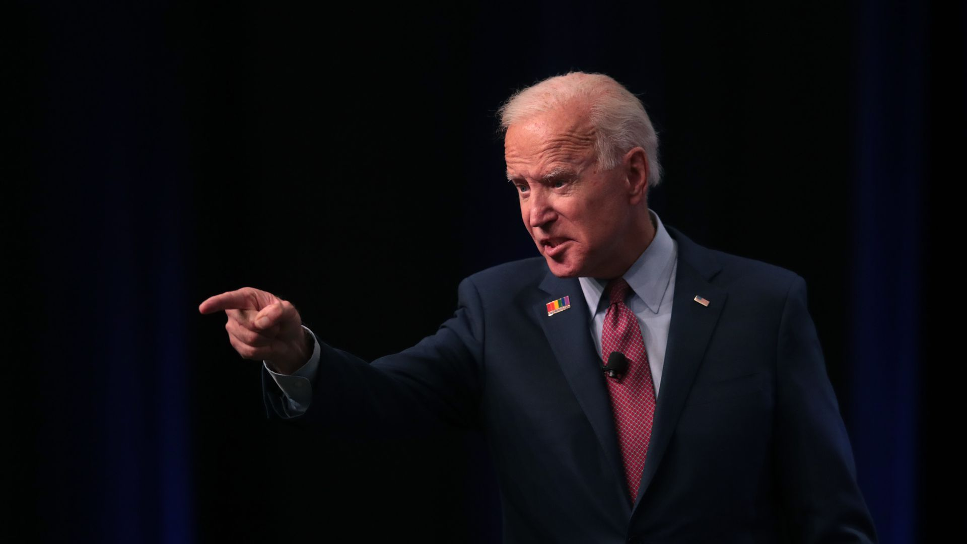 Targeting Trump, Biden campaign rolls out government anti-corruption plan