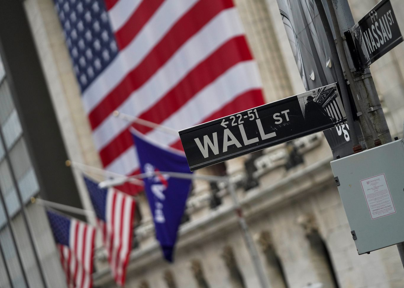 Tech and health care stocks lead post-election stock market rally thumbnail
