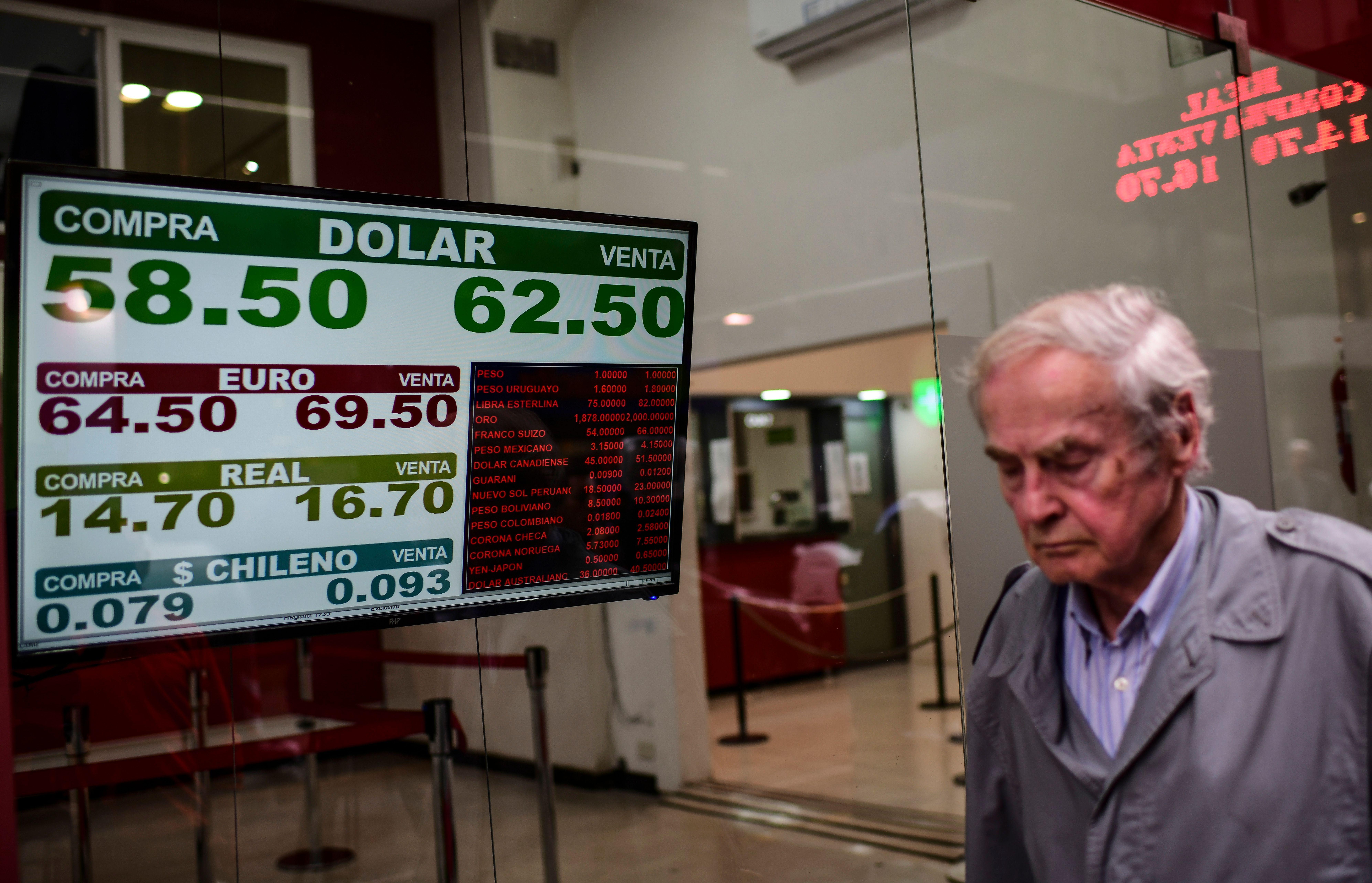 Argentina's very unusual bond market - Axios