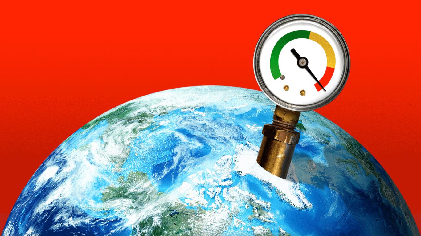 Mounting emissions data paints bleak picture on Paris climate goals