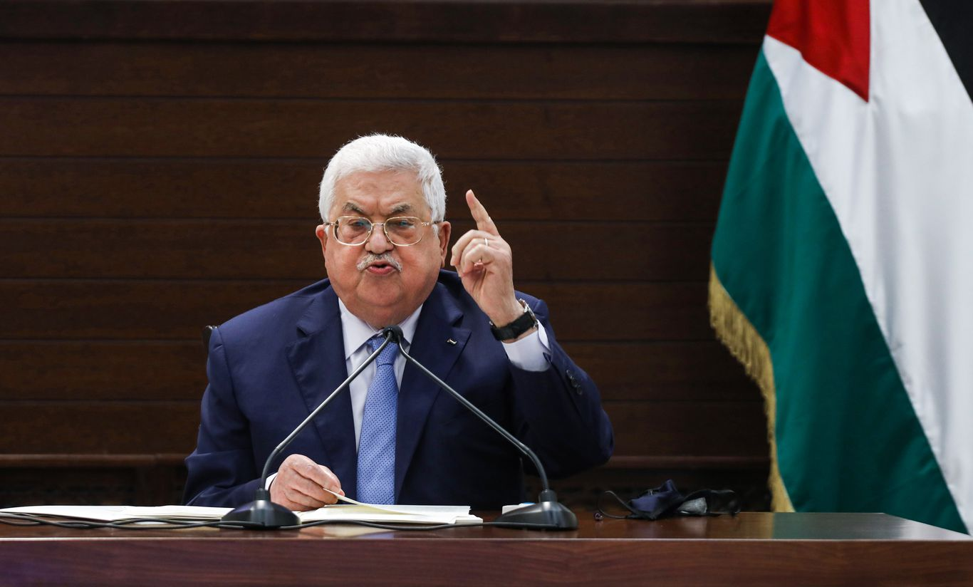 "Palestinian president calls Bahraini normalization ""betrayal of the Palestinians and Jerusalem"" thumbnail"