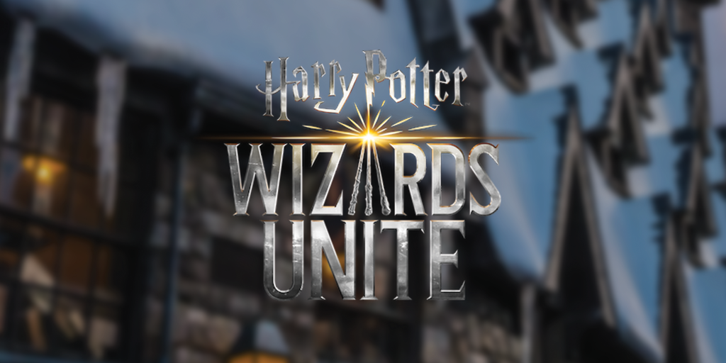 A promotional image for Harry Potter: Wizards Unite