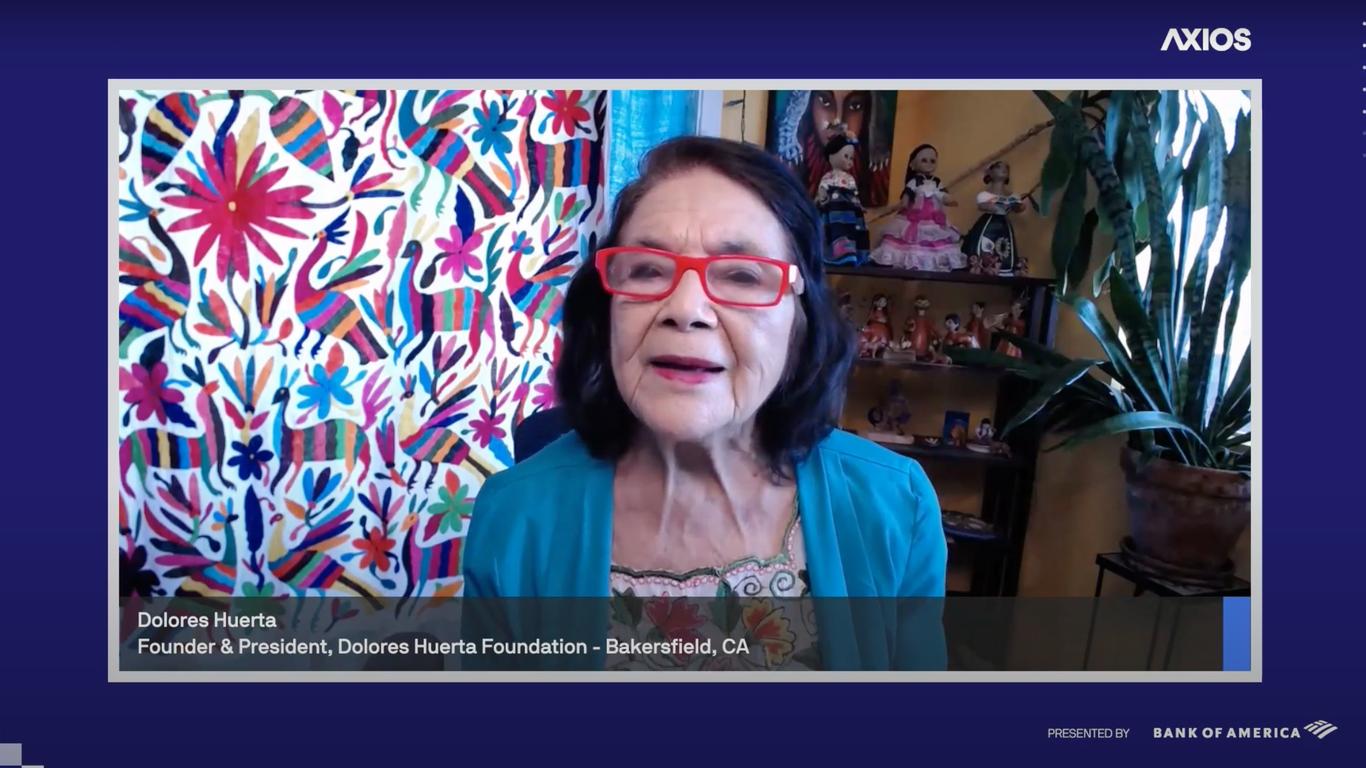 www.axios.com: Dolores Huerta: