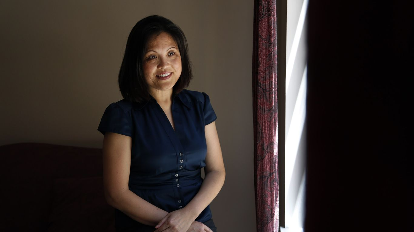 www.axios.com: Asian American lawmakers urge Biden to name Julie Su for Labor secretary