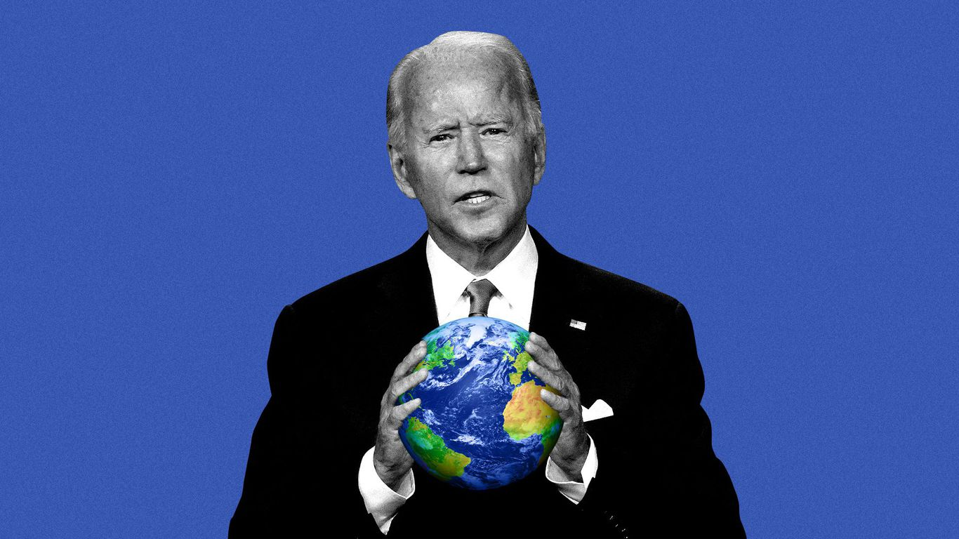 Why Biden and the Democrats went big on climate change thumbnail
