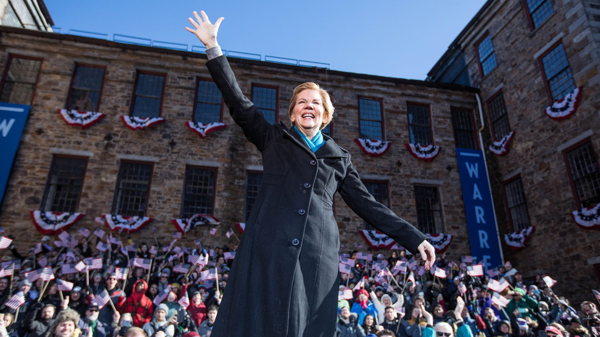 Elizabeth Warren on the issues, in under 500 words