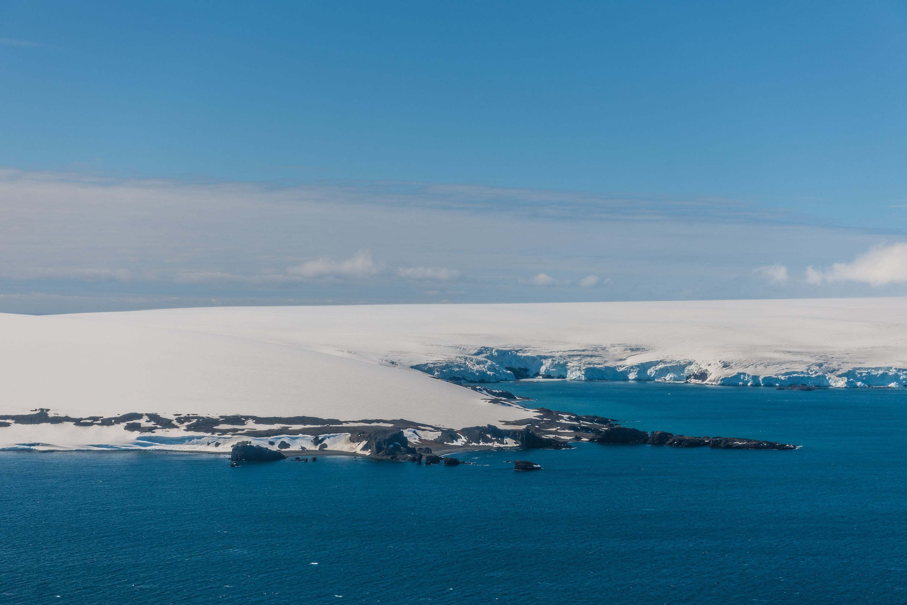 Antarctica hits 69 degrees days after record-breaking heat - Axios