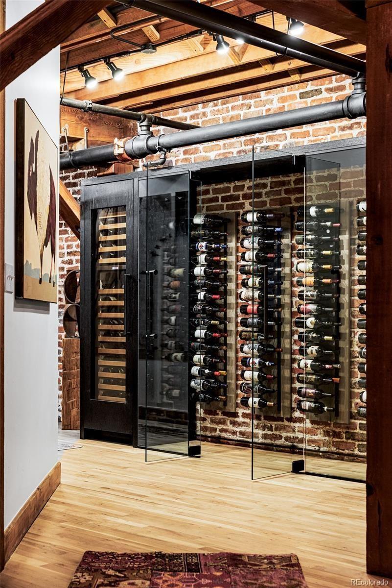 1720 Wynkoop St. #316 wine storage room