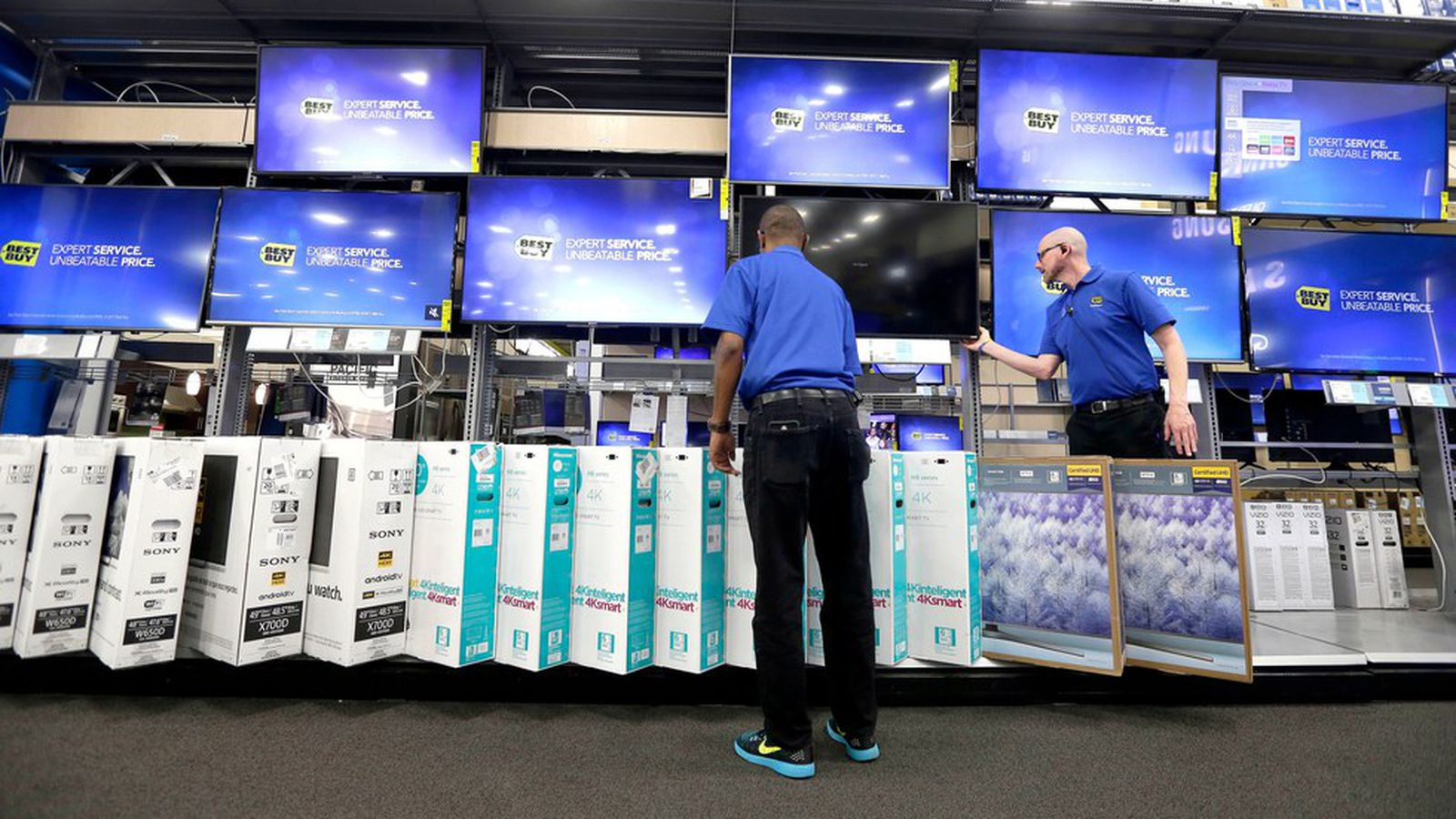 How Best Buy succeeds in the age of Amazon - Axios