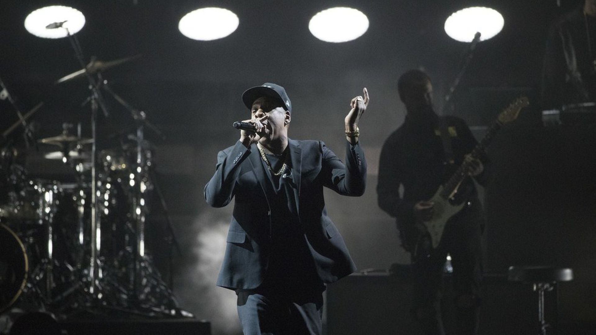 Jay Z is launching a VC fund - Axios