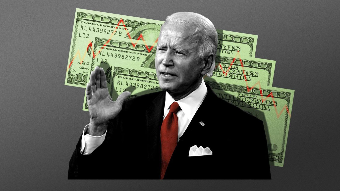 Business leaders see Biden's first 6 months as a make-or-break period for the economy thumbnail