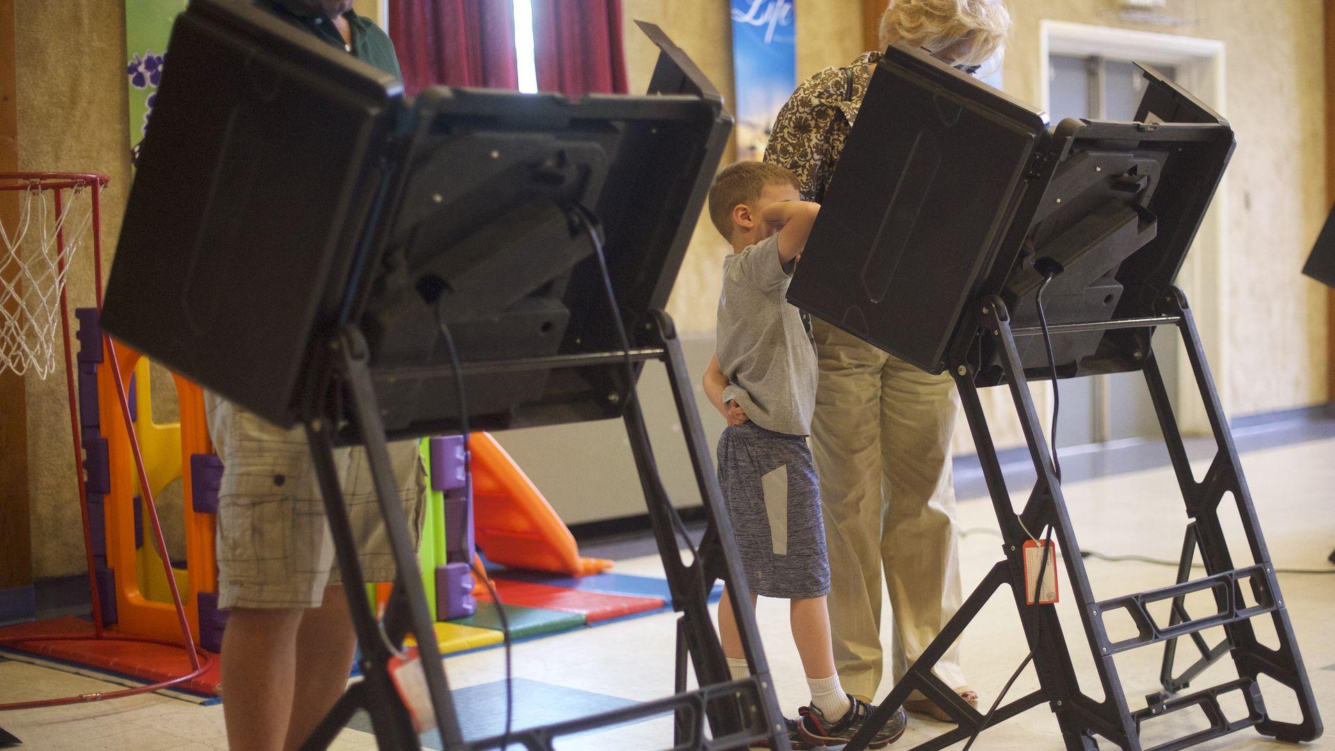 Pennsylvania voters